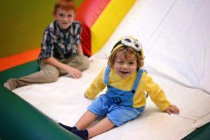 fun indoor playgrounds