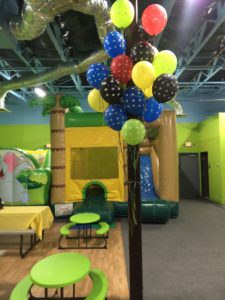 indoor bounce house park