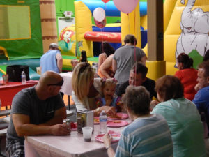 bday rentals for kids