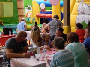 bday rentals for kids