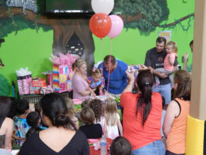 children's birthday party packages