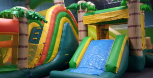 indoor bounce houses for children