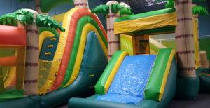 indoor bounce houses for children